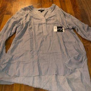 So soft Simply Vera Dress Shirt Sz Lg